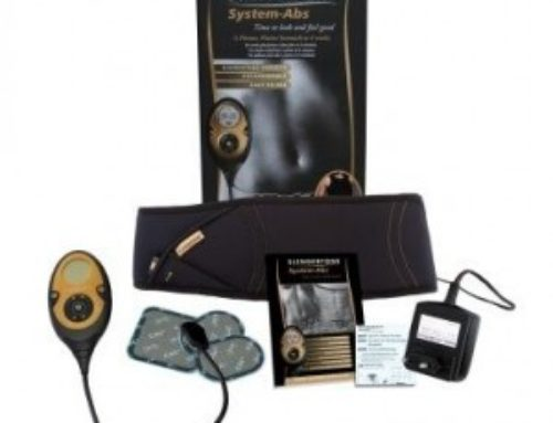 The Slendertone Abs Belt – Abdominal Work Out While Living Your Life