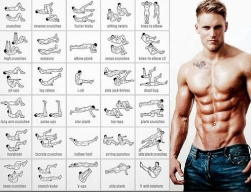 Best Ab Workouts – Follow These Steps To Most Out Of Your Abs Workout