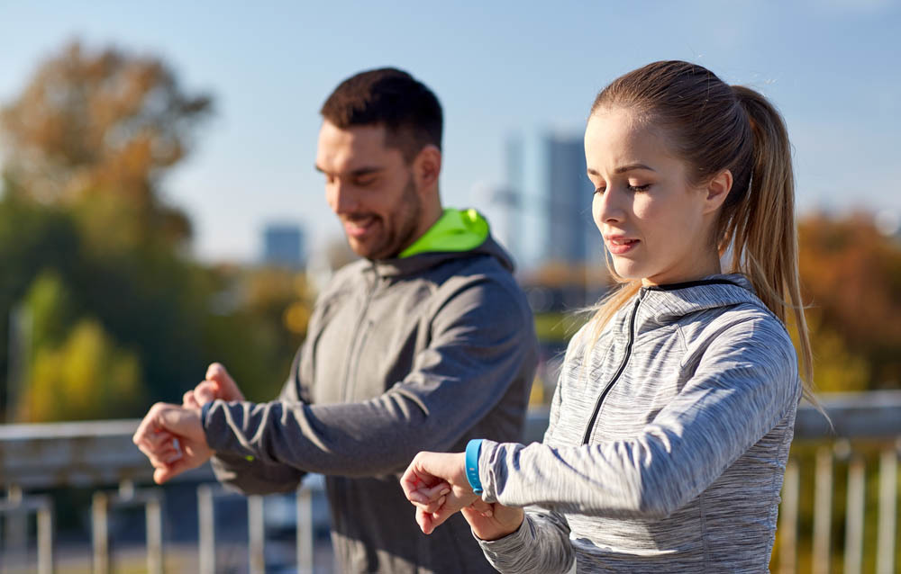 What is the best rated fitness tracker