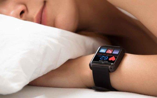 Lintelek Fitness Tracker Sleep Mode