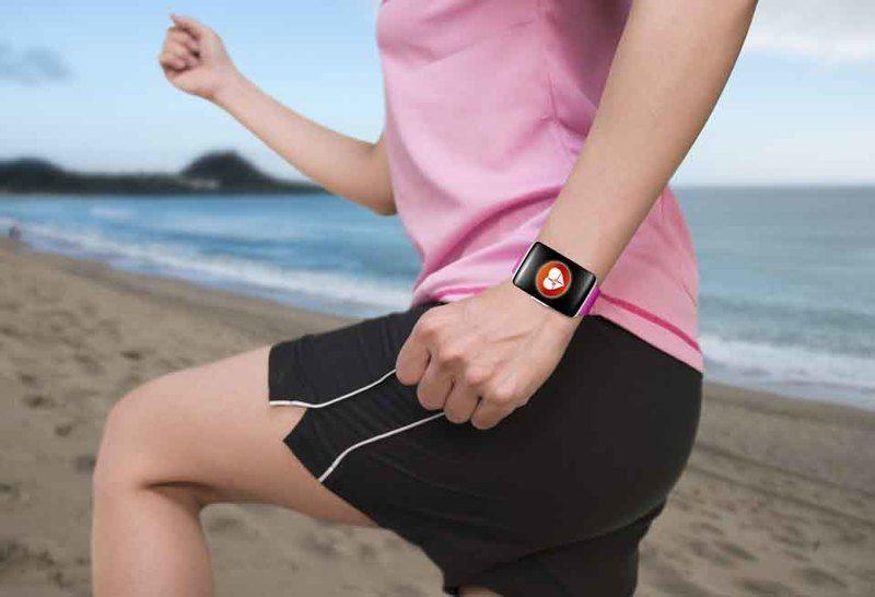 Letscom Fitness Tracker Watch