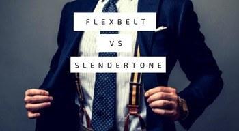Flex Belt Vs Slendertone
