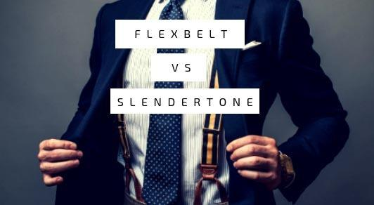 Flex Belt Vs Slendertone