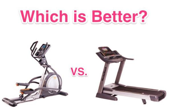 treadmill vs elliptical for toning