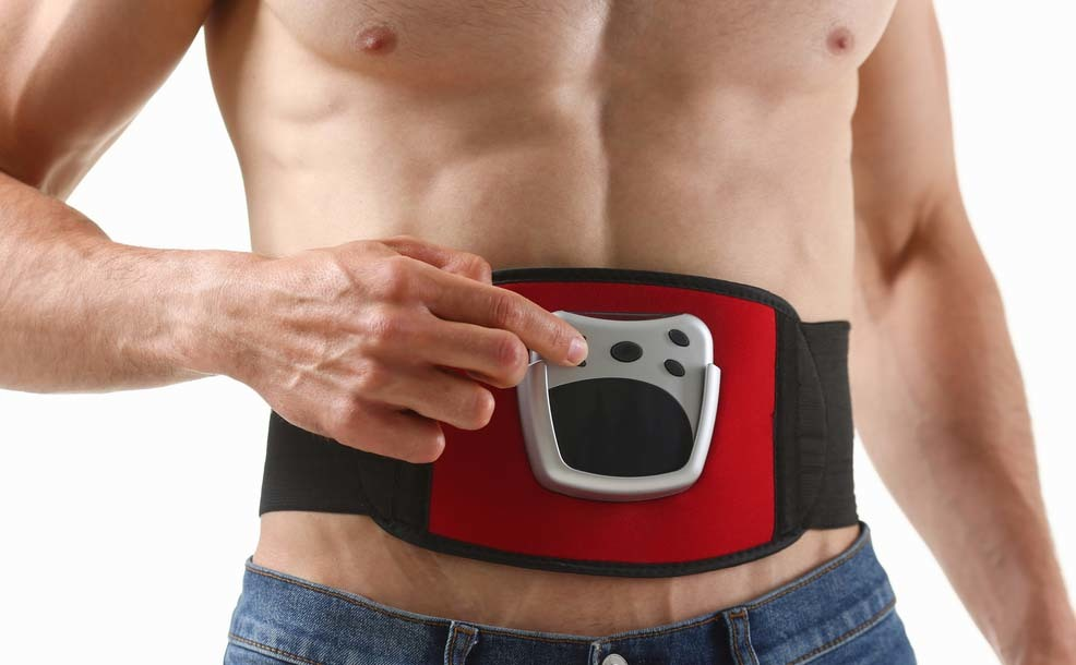 Electric Ab belts