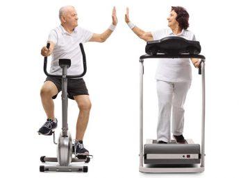 Stationary Bike Vs Treadmill